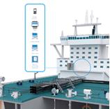 Control de Nivel y Sistema de Mediciones para buques. Panasia
