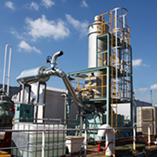 De-NOx-SOx Sistema Scrubber SOx para buques Panasia